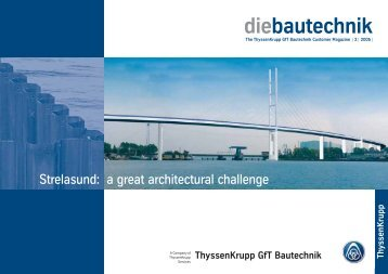 diebautechnik | 2 - ThyssenKrupp Bautechnik