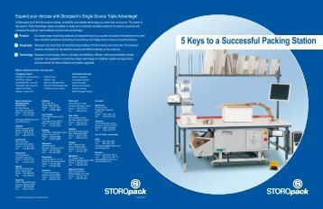 5 Keys to a Successful Packing Station