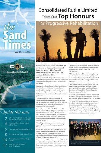 Sand Times