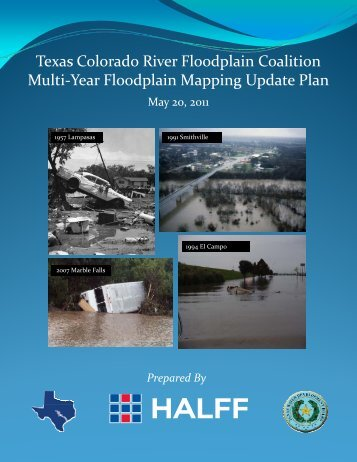 Multi-Year Floodplain Mapping Update Plan - TCRFC.org