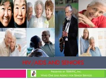 HIV/AIDS AND SENIORS