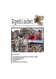 Egebladet