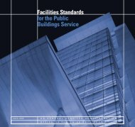 Facilities Standards for the Public Buildings Service