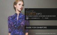 Expo 2015 Exhibitors Guide