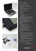 Mobilux A USB Luxmeter - Page 2
