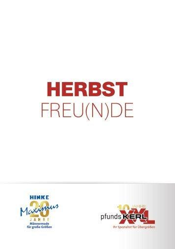 Pfundskerl: HERBSTFREU(N)DE