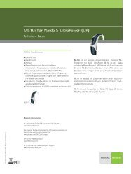 ML10i für Naída S UltraPower (UP) - Phonak