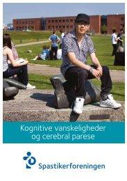 Kognitive vanskeligheder og cerebral parese