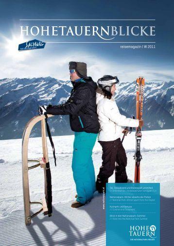 Skischaukel Großarl - Ferienregion Nationalpark Hohe Tauern GmbH