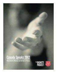 Canada Speaks 2012