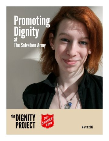 Promoting Dignity