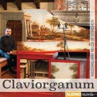 Claviorganum  - Massimiliano Muzzi of Strichen