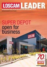 Super depot open for business