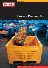 Loscam Produce Bin
