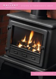 STOVES & FIREBASKETS 08-09