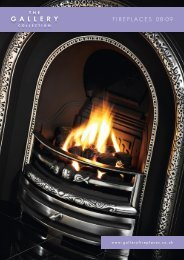 FIREPLACES 08-09