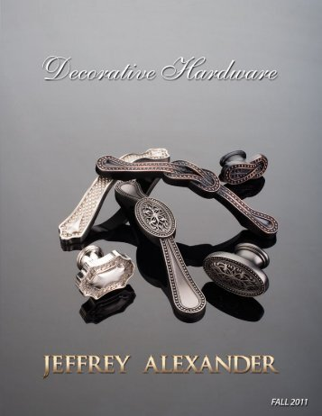 Jeffrey Alexander Collections - Hardware Resources