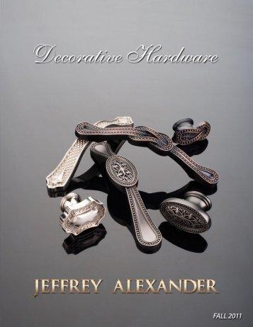 Jeffrey Alexander Collections - Hardware Resources