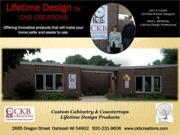 Lifetime Design