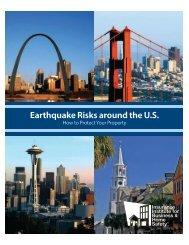 Earthquake Risks around the U.S