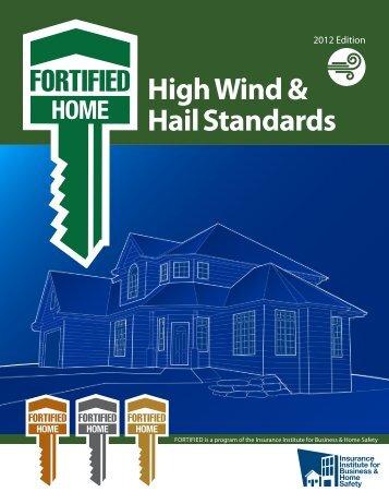 High Wind & Hail Standards