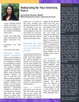 Rehearsing for Your Interview, Part 2 - MSCCN is - Page 5