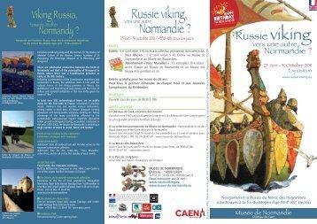 Russie viking Normandie ?