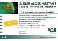 Programm 2012 - BME