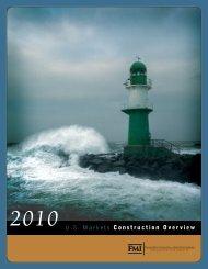 2011 US Markets Construction Overview - Cygnus Business Media