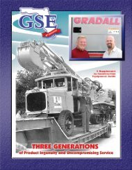 GS Equipment Celebrates 50 Years in Business