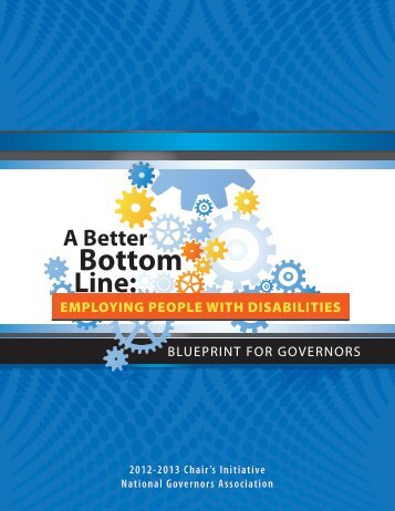 BLUEPRINT FOR GOVERNORS
