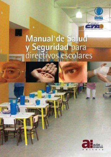 Manual de Salud y Seguridad para directivos escolares