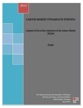 Ethiopia KILM