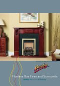Flueless Gas Fires and Surrounds - Page 2