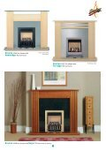 Flueless Gas Fires and Surrounds - Page 4