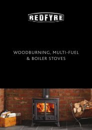 WOODBURNING MULTI-FUEL & BOILER STOVES