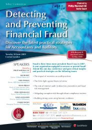 Detecting and Preventing Financial Fraud - Int-comp.org