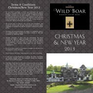 Christmas & New Year 2013
