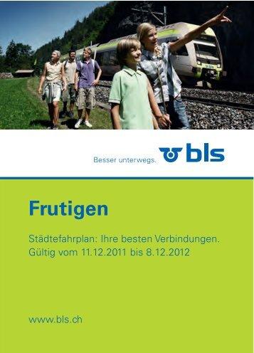 Frutigen - BLS AG