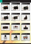 MICROSWITCHES & FUSES - Page 2