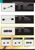 MICROSWITCHES & FUSES - Page 6