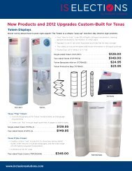 New Products and 2012 Upgrades Custom-Built for Texas