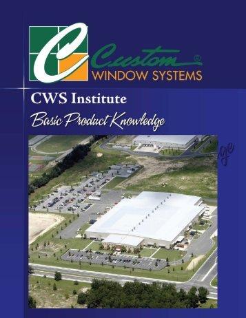 Basic Proguct Knowledge - T&D Distribution, Inc.