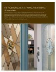 2012 FULL LINE CATALOG IT'S THE DOORGLASS THAT MAKES THE DIFFERENCE - Page 2