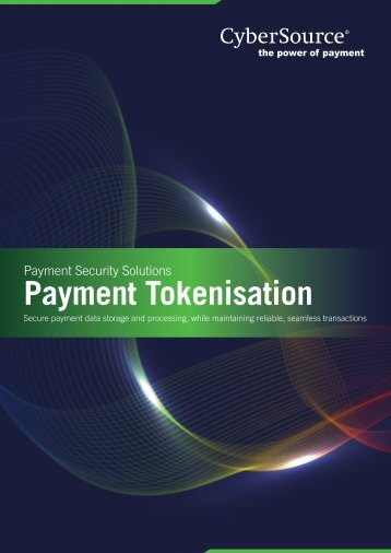 Payment Tokenisation