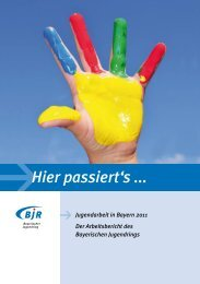 Landesverband Bayern - Bayerischer Jugendring