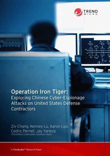 Operation Iron Tiger