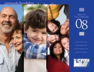 to download the file in PDF format. - Community Foundation for the ...