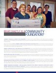 Report to the Community 2012 (PDF) - Community Foundation for ... - Page 6