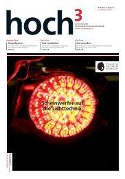 Scheinwerfer auf die Lichttechnik - juFORUM eV